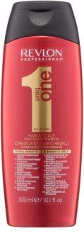 Revlon Professional Uniq One All In One vyživujúci šampón pre všetky typy vlasov