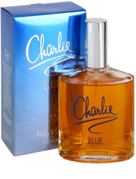 Revlon Charlie Blue Eau Fraiche Eau de Toilette for Women 100 ml