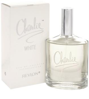 Revlon Charlie White toaletní voda pro ženy 100 ml