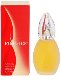 Revlon Fire & Ice kolínská voda pro ženy 50 ml