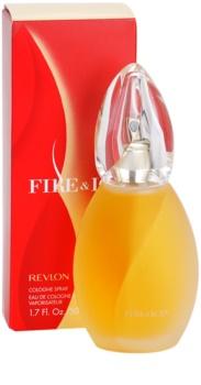 Revlon Fire & Ice woda kolońska dla kobiet 50 ml