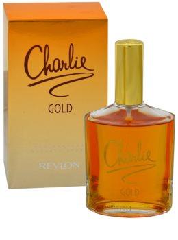 Revlon Charlie Gold Eau Fraiche toaletní voda pro ženy