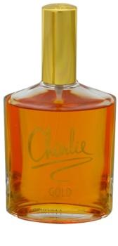 Revlon Charlie Gold Eau Fraiche Eau de Toilette voor Vrouwen  100 ml