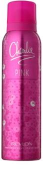 Revlon Charlie Pink deospray pentru femei 150 ml