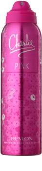 Revlon Charlie Pink Deo Spray for Women 150 ml
