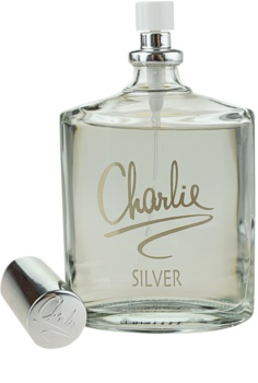 Revlon Charlie Silver eau de toilette per donna 100 ml