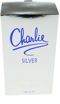 Revlon Charlie Silver woda toaletowa dla kobiet 100 ml