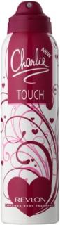 Revlon  Charlie Touch Deo-Spray für Damen 150 ml