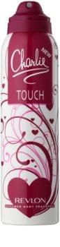 Revlon  Charlie Touch déo-spray pour femme 150 ml
