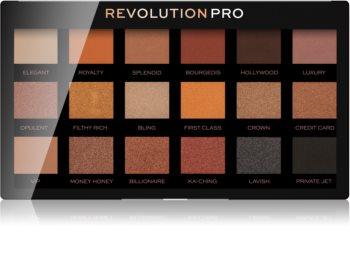 Revolution PRO Regeneration palette de fards à paupières
