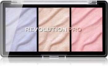Revolution PRO Supreme палетка хайлайтерів