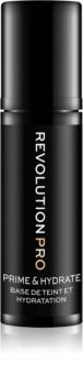 Revolution PRO Prime & Hydrate pré-base hidratante de maquilhagem