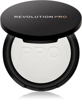 Revolution PRO Pressed Finishing Powder transparentni kompaktni puder