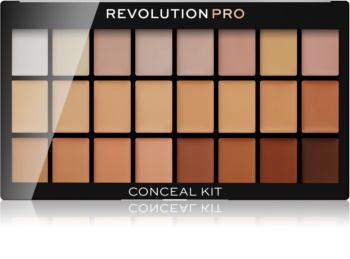 Revolution PRO Conceal Kit paleta korektorjev