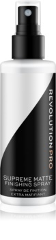 Revolution PRO Supreme spray matifiant fixateur de maquillage