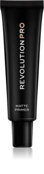 Revolution PRO Matte Primer matirajoča podlaga za pod tekoči puder