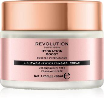 Revolution Skincare Hydration Boost зволожуючий крем-гель
