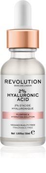 Revolution Skincare 2% Hyaluronic Acid sérum hidratante