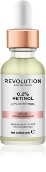 Revolution Skincare 0.2% Retinol Fine Line Correcting Serum