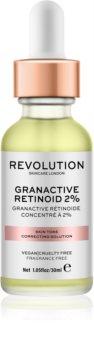 Revolution Skincare Granactive Retinoid 2% sérum para corrigir o tom da pele