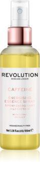 Revolution Skincare Caffeine spray energizant pentru ten