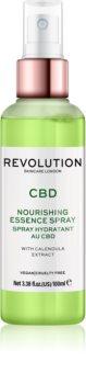 Revolution Skincare CBD spray viso nutriente