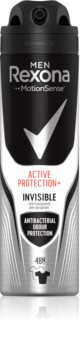 Rexona Active Protection+ Invisible Antiperspirant Spray for Men
