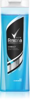 Rexona Cobalt гель для душу та шампунь 2 в 1