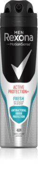 Rexona Active Shield Fresh antiperspirant ve spreji pro muže
