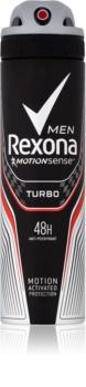 Rexona Adrenaline Turbo antiperspirant ve spreji 48h