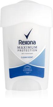Rexona Maximum Protection Clean Scent Antitranspirant-Creme 48 Std.
