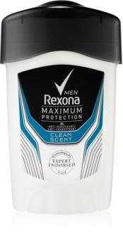 Rexona Maximum Protection Clean Scent Cream Antiperspirant