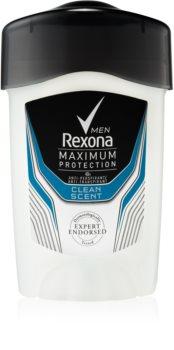 Rexona Maximum Protection Clean Scent кремовий антиперспірант