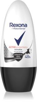 Rexona Active Protection+ Invisible antiperspirant roll-on brez alkohola