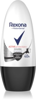 Rexona Active Protection+ Invisible Antiperspirant Roll-On without Alcohol