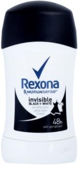 Rexona Invisible Black + White Diamond izzadásgátló stift 48h