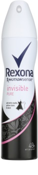 Rexona Invisible Pure spray anti-perspirant