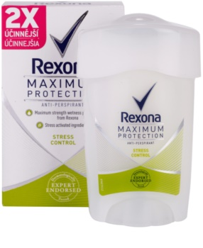 Rexona Maximum Protection Stress Control krémový antiperspirant 48h