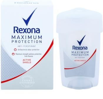 Rexona Maximum Protection Active Shield anti-perspirant crema