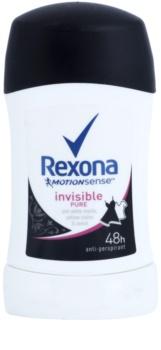 Rexona Invisible Pure antiperspirant
