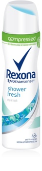 Rexona Shower Fresh antitranspirante em spray