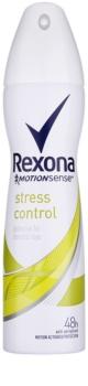 Rexona Dry & Fresh Stress Control antiperspirant v pršilu 48 ur