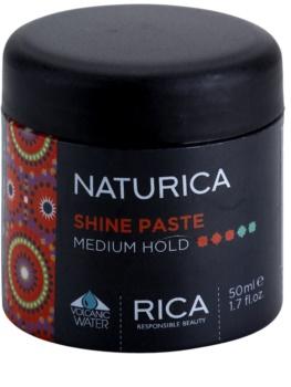Rica Naturica Styling modelovací pasta s leskem