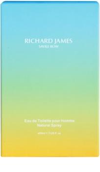 Richard James Savile Row Eau de Toilette para homens 50 ml
