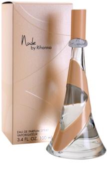Rihanna Nude eau de parfum pentru femei 100 ml