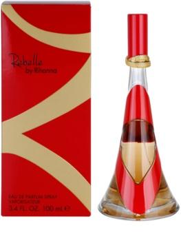 Rihanna Rebelle eau de parfum pour femme 100 ml
