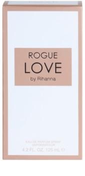 Rihanna Rogue Love eau de parfum per donna 125 ml