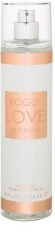Rihanna Rogue Love Σπρεϊ σώματος για γυναίκες 236 μλ