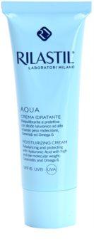 Rilastil Aqua vlažilna krema za obraz SPF 15