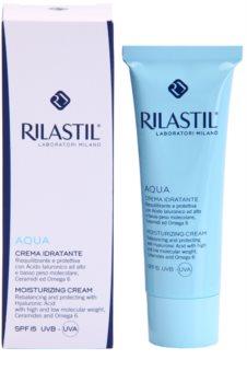 Rilastil Aqua Moisturizing Facial Cream SPF 15